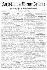 Wiener Zeitung 19180312 Seite: 25