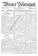 Wiener Zeitung 19180420 Seite: 15