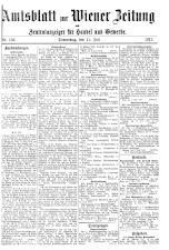Wiener Zeitung 19180711 Seite: 23