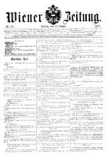 Wiener Zeitung 19181018 Seite: 1