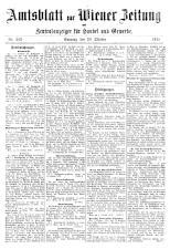 Wiener Zeitung 19181020 Seite: 13