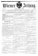 Wiener Zeitung 19181020 Seite: 1