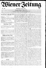 Wiener Zeitung 19230619 Seite: 1