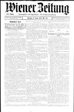 Wiener Zeitung 19290621 Seite: 1