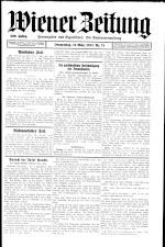 Wiener Zeitung 19320331 Seite: 1