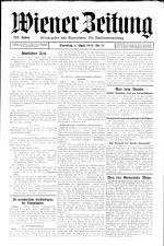 Wiener Zeitung 19320402 Seite: 1