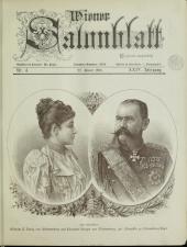 Wiener Salonblatt 18930122 Seite: 1