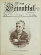 Wiener Salonblatt 18930305 Seite: 1