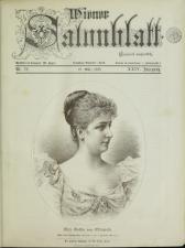 Wiener Salonblatt 18930319 Seite: 1
