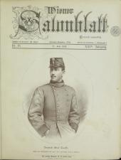 Wiener Salonblatt 18930625 Seite: 1