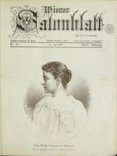 Wiener Salonblatt 18930716 Seite: 1