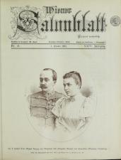 Wiener Salonblatt 18931008 Seite: 1