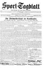 (Wiener) Sporttagblatt 19250216 Seite: 1