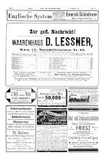 Wiener Sonn- und Montags-Zeitung 18930925 Seite: 6