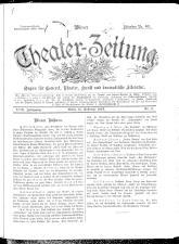 Wiener Theaterzeitung