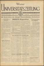 Wiener Universitätszeitung