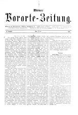 Wiener Vororte-Zeitung