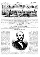 Wr. Weltaustellungs-Zeitung / Int. Austellungs-Zeitung