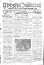 Ybbser Zeitung