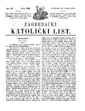 Zagrebacki katolicki List
