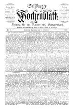 Salzburger Wochenblatt
