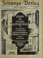 Der Zeitungs-Verlag