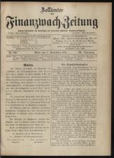 Zollämter- und Finanzwach-Zeitung