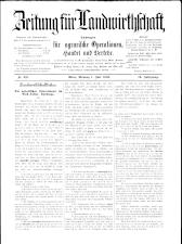 Zeitung für Landwirtschaft 18930701 Seite: 9