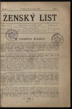 Zensky List (Frauenblatt)