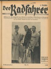 Der Radfahrer