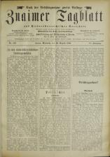 Znaimer Tagblatt