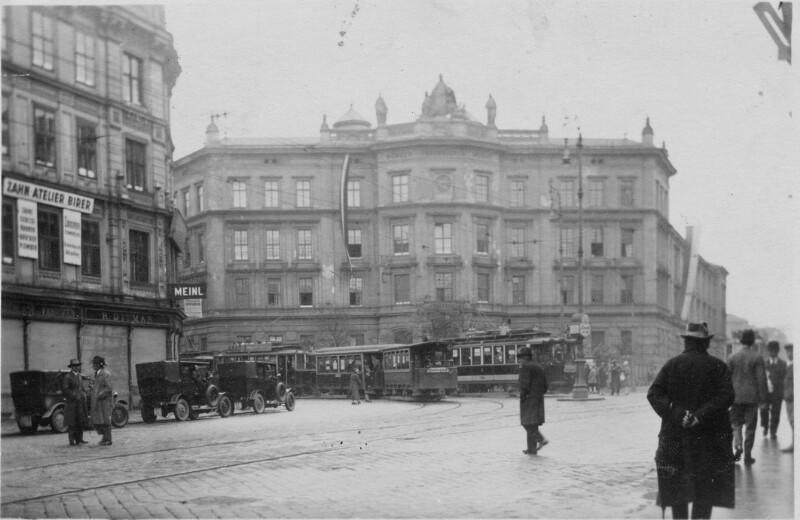 Wiener Straßenbahnen
