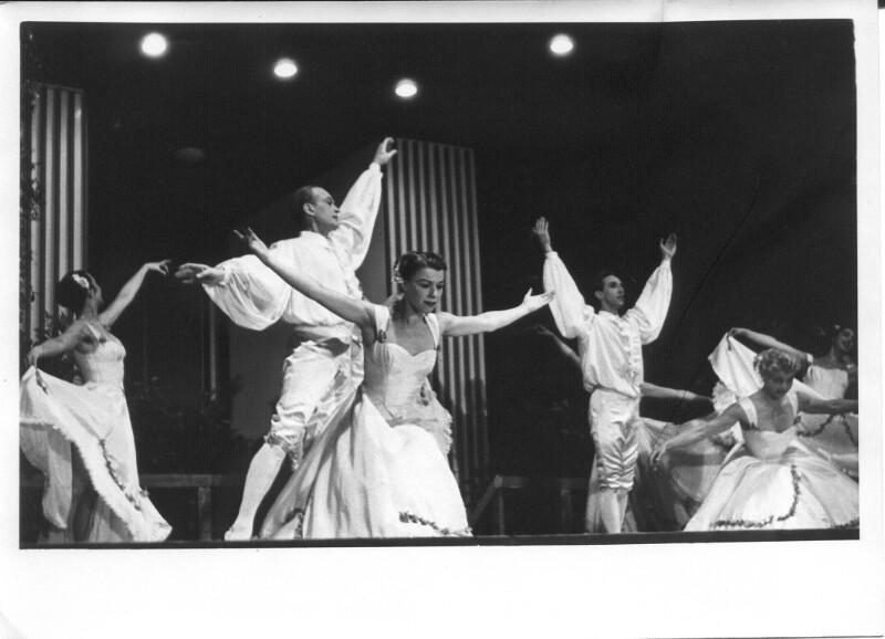 Ballettabend in Wien