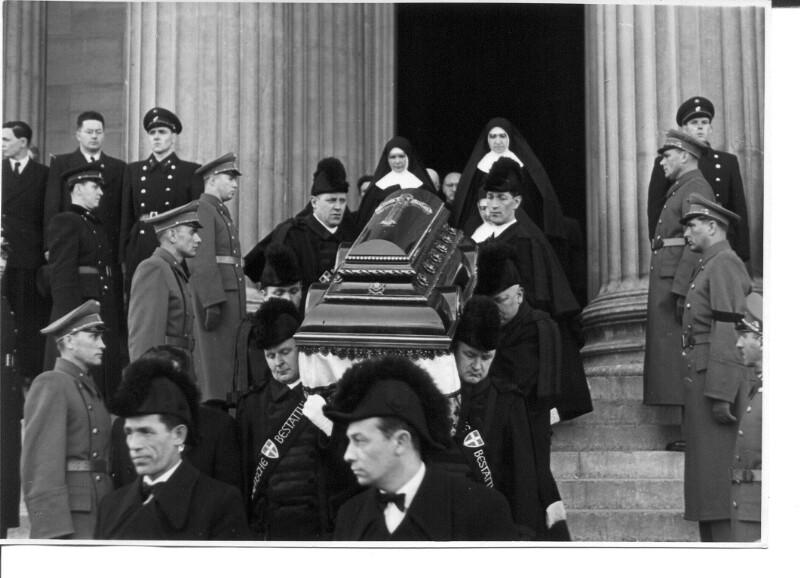 Begräbnis Kunschak