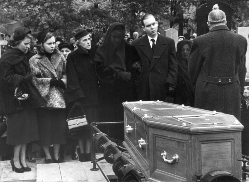 Begräbnis Emmerich Kalman