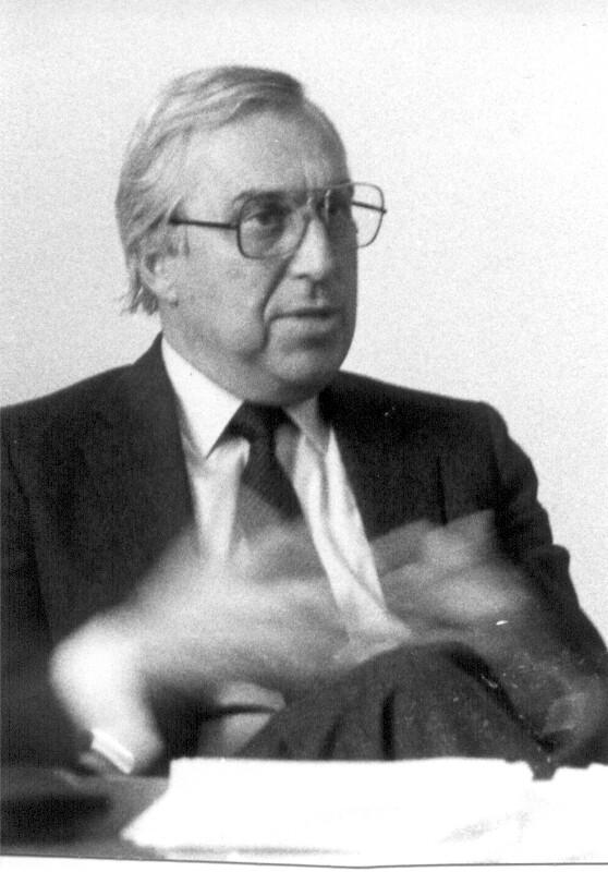 Sozialminister Dallinger