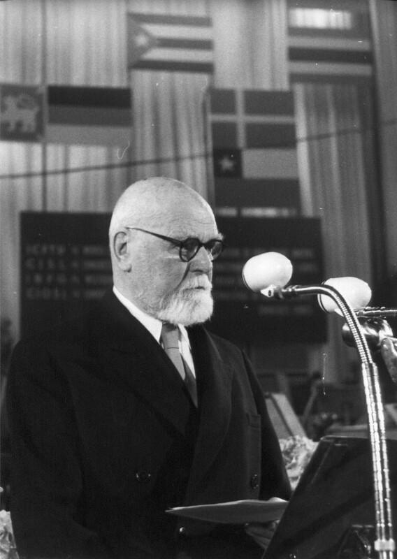 Bundespräsident Körner