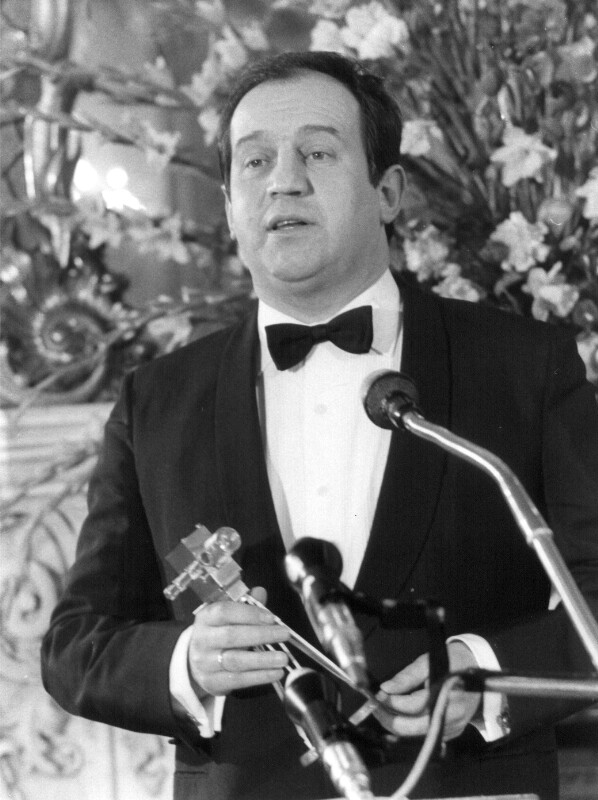 Bei der Verleihung der Goldenen Kamera um 1975©Bildarchiv Austria, ÖNB