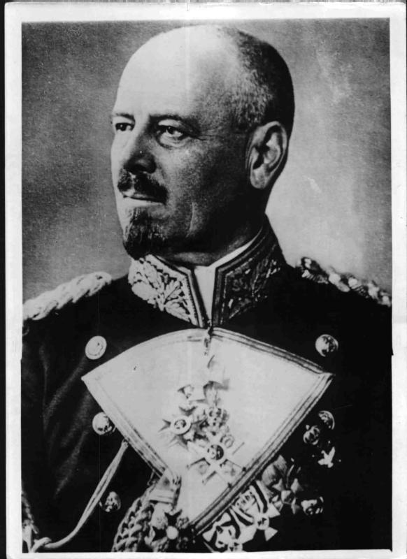 Admiral Franz Hipper