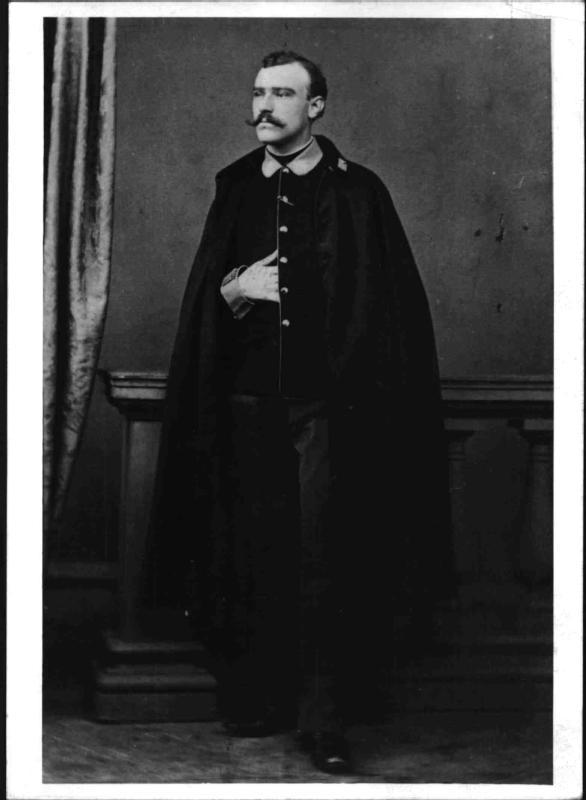 Wilhelm August Jurek, der Komponist des Deutschmeister-Regimentsmarsches