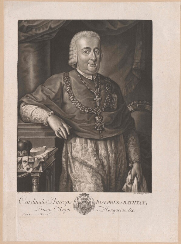 Batthyány von Német-Ujvár, Josef Graf