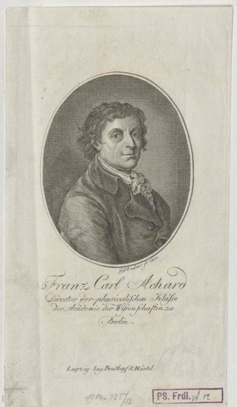 Achard, Franz Karl