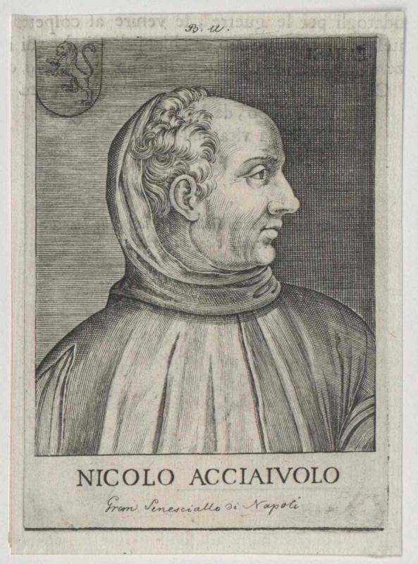 Acciajuoli, Niccoló