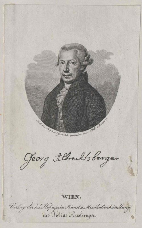 Albrechtsberger, Johann Georg