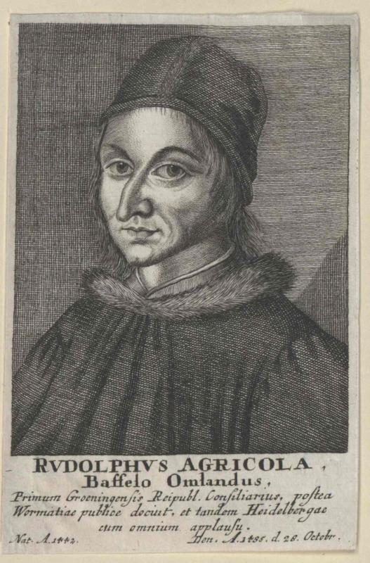 Agricola, Rudolf