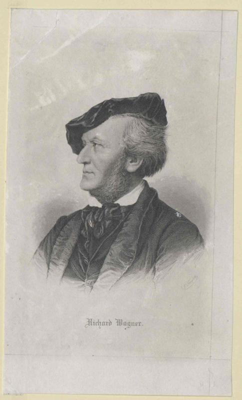 Richard Wagner©Bildarchiv Austria, ÖNB