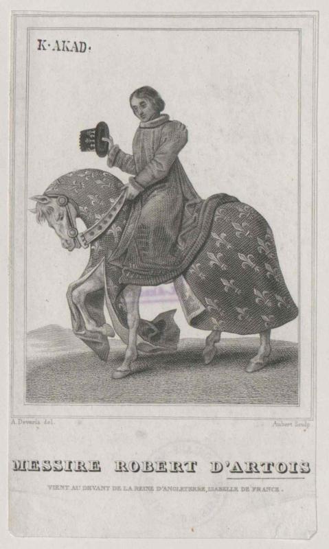 Artois, Robert d'