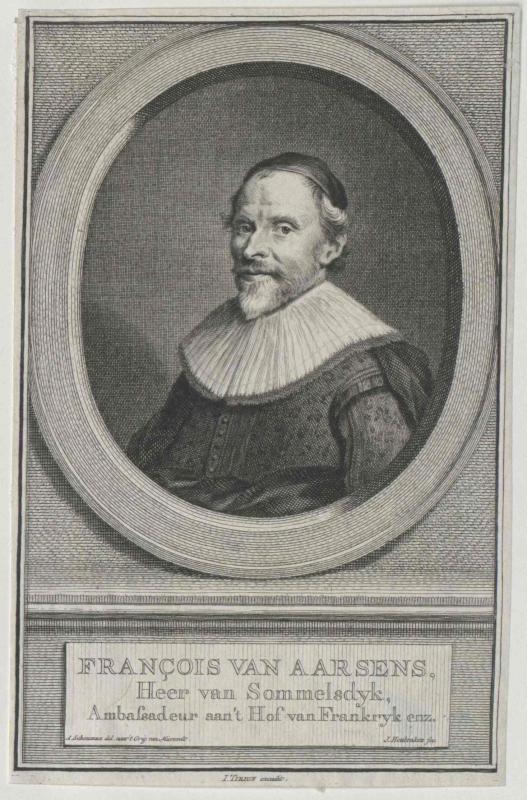Aarssens, Franciscus van