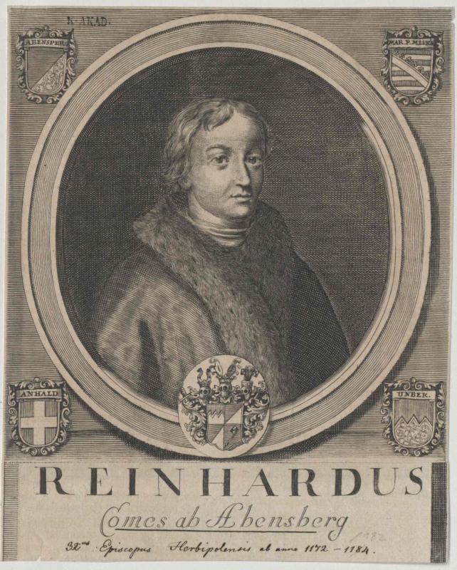Abensperg-Traun, Reinhard Graf