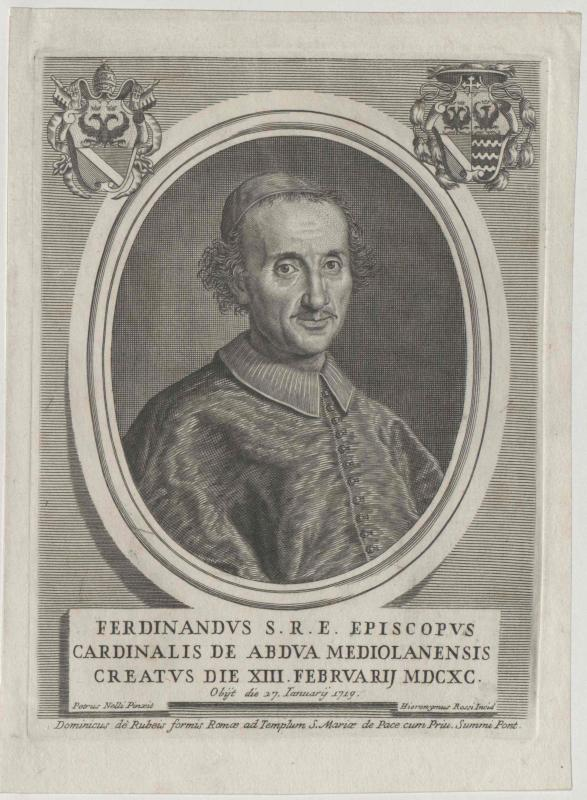 Abdua, Ferdinandus de